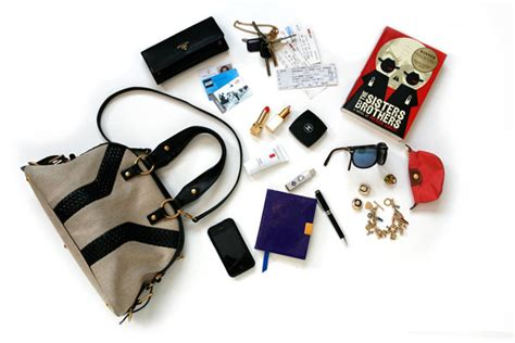 What S In A Vacuum What S In Your Bag Burstyn Fritz Fashion Magazine