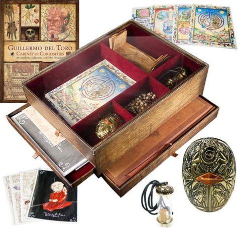 guillermo toro cabinet of curiosities guillermo toro s new book news