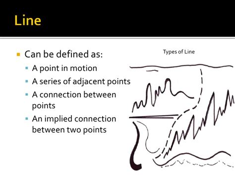 design line meaning elements of art