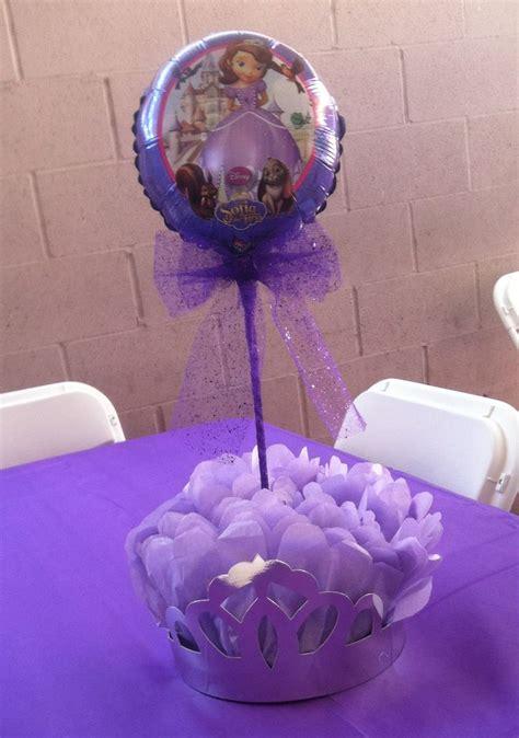 centerpieces for sofia the 1000 images about princess on disney favor boxes and birthdays