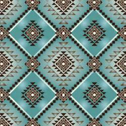 45 home decor print fabric southwest native motifs