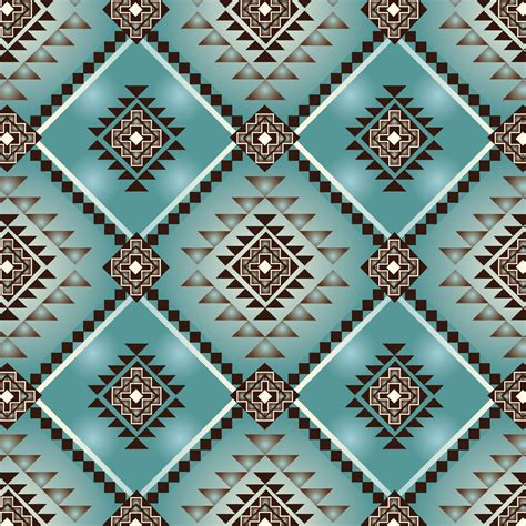 print fabric 45 home decor print fabric southwest motifs turquoise brown jo