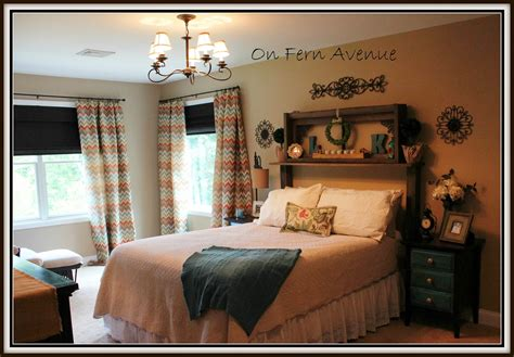 master bedroom makeover on a budget fern - Bedroom Makeover On A Budget