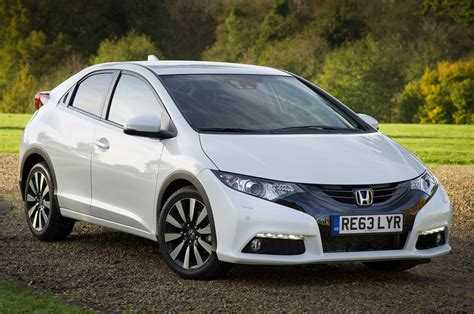 honda uk honda civic review autocar