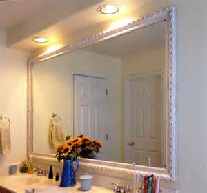 Framed Bathroom Mirrors Ideas by 12 Ideas Of Framed Bathroom Mirrors Interior Design