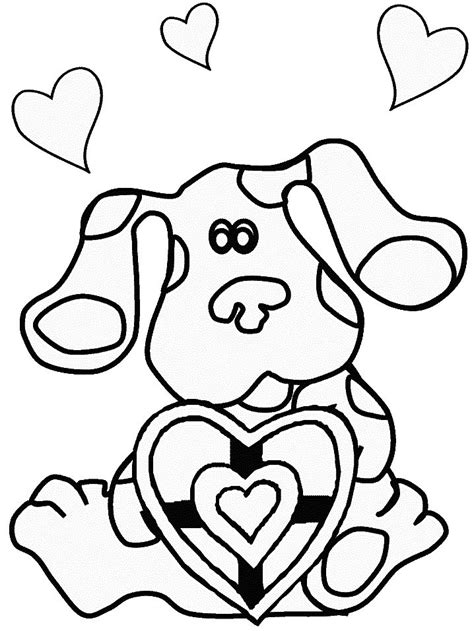 nick jr valentines day coloring pages 1000 images about valentines day coloring on pinterest