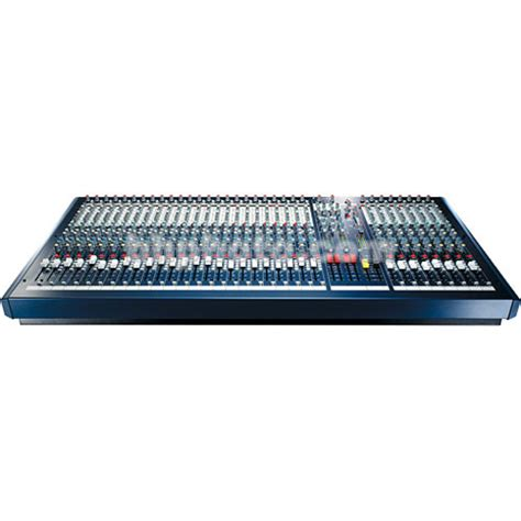 Mixer Soundcraft Spirit Lx7 24 Cnl soundcraft lx7 ii 24 channel recording mixer rw5675 b h