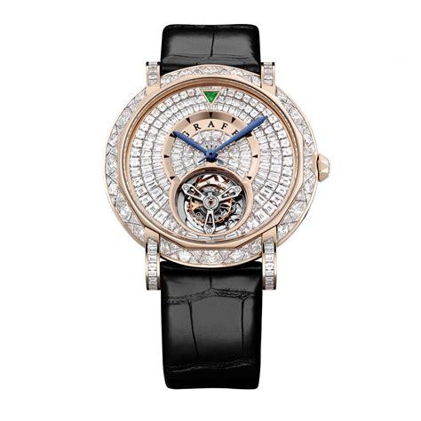 graff luxury watches the manufacture card watchonista