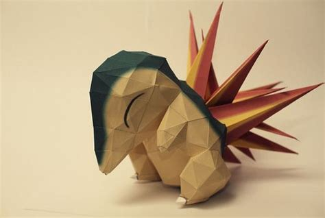 Origami Pokemons - the world s catalog of ideas
