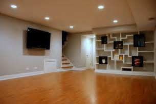 finished basement pictures