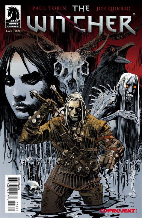 monster worldwide inc the witcher 1 profile dark horse comics