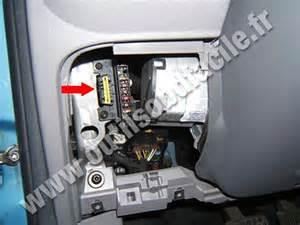 Fiat 500 Obd Location Obd2 Connector Location In Fiat Panda 2 2003 2012