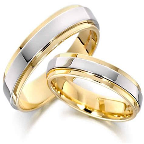 Fx Wedding Ring Silver Cincin Kawin Cincin Cincin Nikah 25 gold and silver wedding bands wedding and bridal inspiration