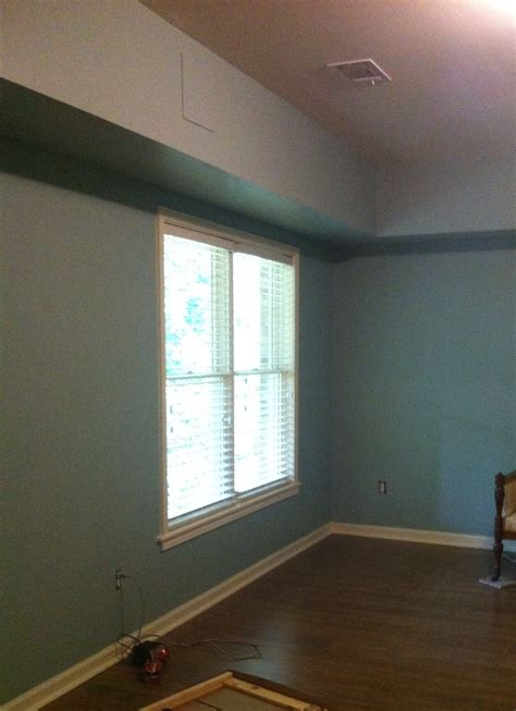 how to choose a paint color for the basement