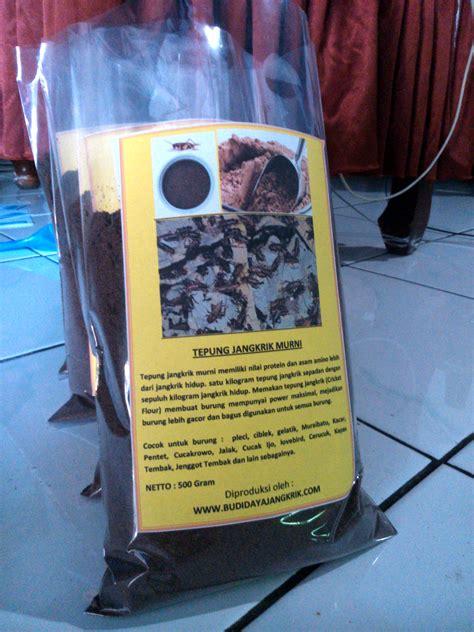Jual Pakan Burung Harga Grosir tepung jangkrik harga tepung jangkrik jual tepung