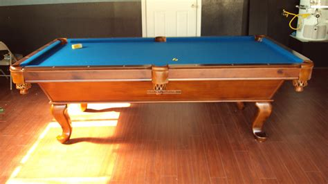 how to set up a pool table valencia pool tables sale services repair movers