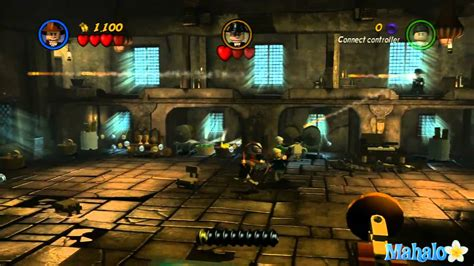 tutorial lego indiana jones 2 wii lego indiana jones 2 walkthrough wii youtube
