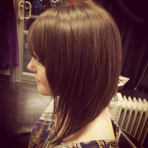 inverted bob hairstyles with fringe 15 best of graduated inverted bob hairstyles with fringe