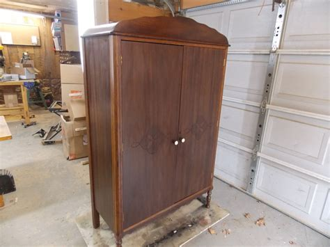 armoire or wardrobe difference reviving an antique wardrobe minwax blog