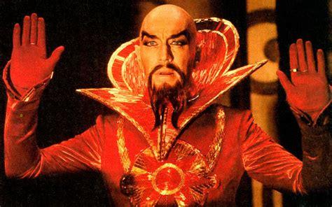 Flash Gordon Ming The Merciless Set Of 2 Bif Pow Figure ming the merciless ed burroughs