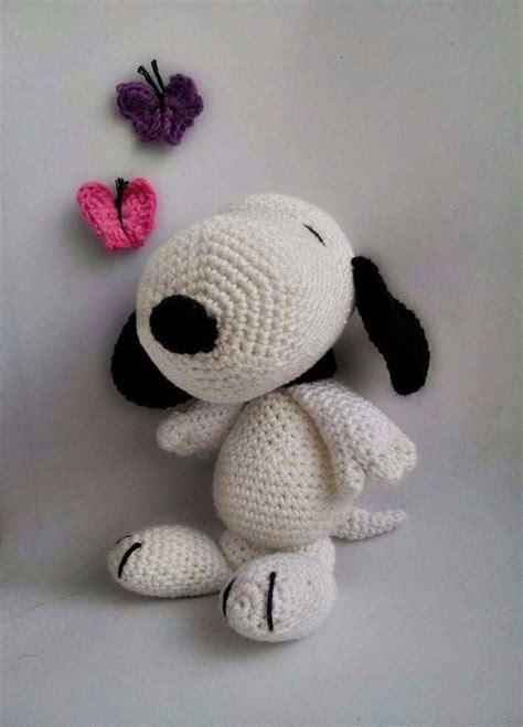 amigurumi snoopy pattern amigurumi snoopy free crochet pattern tutorial