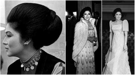 Imelda Marcos To Launch Fashion Line But No Shoes by The Gallery For Gt Imelda Marcos Wedding