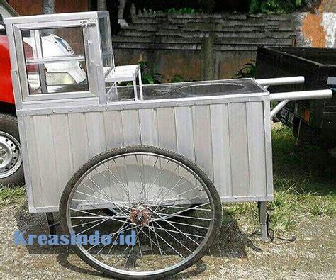 daftar harga berbagai macam gerobak aluminium model