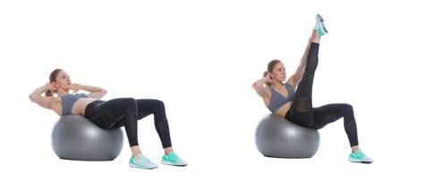 swiss ball exercises  exercises