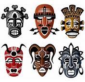 Illustration Gratuite Masques Tribaux Afrique Culture  Image