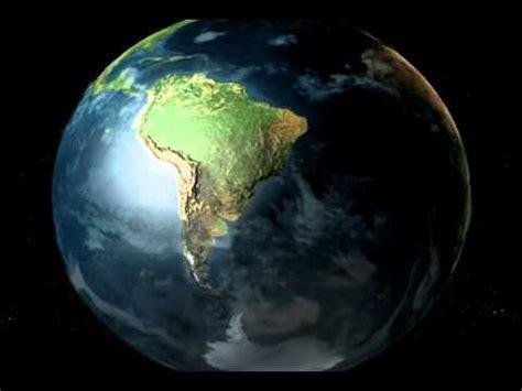 imagenes extraordinarias del planeta tierra animacion planeta tierra youtube