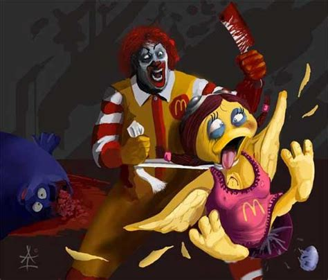 meet my mascots looks bad the 20 most terrifying pictures of ronald mcdonald