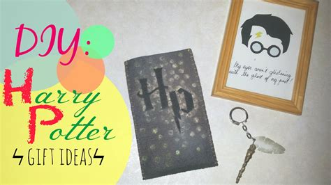 gifts to give a harry potter fan diy ϟ harry potter ϟ gift ideas cheap easy