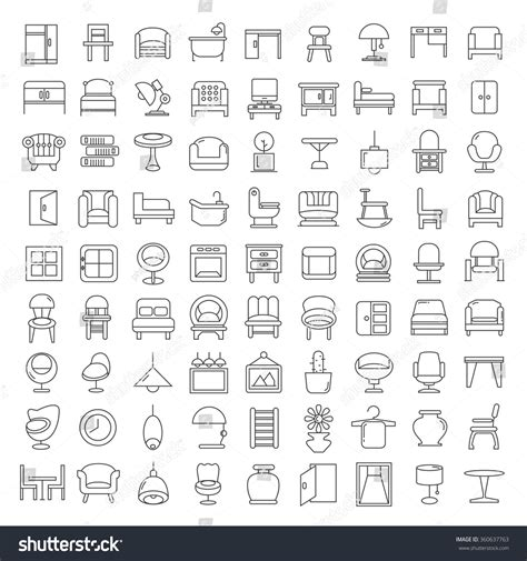 home decor icon 28 images furniture icons furniture
