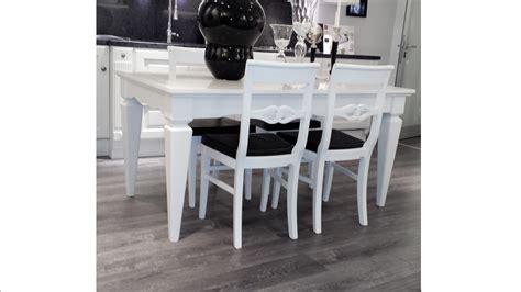 tavolo e sedie scavolini tavolo tavolo laccato opaco bianco