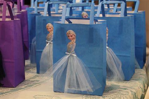 bolsitas de frozen bolsitas cumplea 241 os frozen souvenirs fiesta frozen