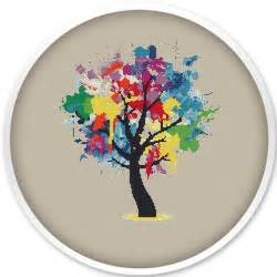 tree cross stitch pattern 25 best ideas about cross stitch tree on