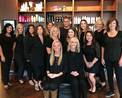 meet the staff of hair and beyond salon south lexington ky the staff of layers hair salon