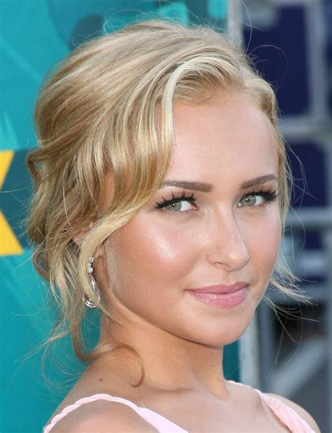 cute hair and makeup celebrities natural blonde hairstyles 2011 prom hairstyles