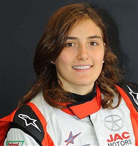 tatiana calderon racing  fia formula  european championship cardinaleway volkswagen