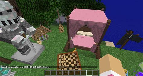 Minecraft Decoration Mods Decocraft Minecraft Gamer Girlz