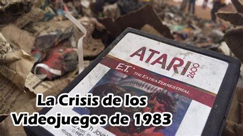 imagenes ironicas de la crisis la crisis de los videojuegos de 1983 youtube