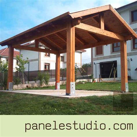 cobertizos ingles estructuras de madera cenadores p 233 rgolas porches y