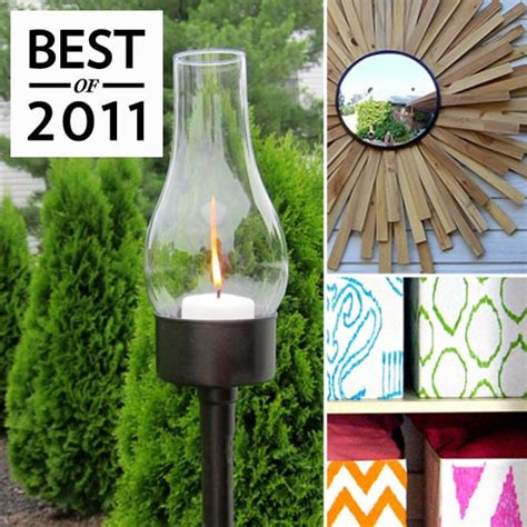 diy projects best best diy projects of 2011 popsugar home