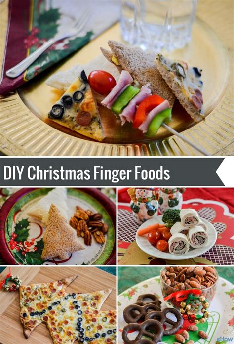 christmas finger foods for parties christmas finger