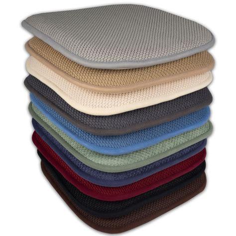 memory foam honeycomb  slip  chairseat    cushion pad    pack ebay