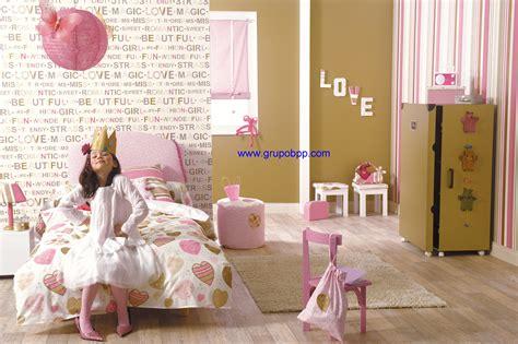 decoracion habitaciones infantiles niño y niña papel pintado habitacion bebe nia papel pintado