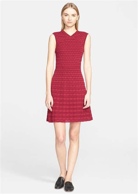 Shamlan Dress By M E m missoni m missoni sleeveless stitch dress