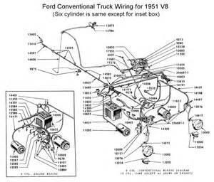looking for 51 f1 wiring schematic ford truck