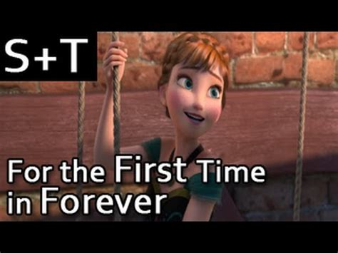 For The Time In Forever Quot Frozen Quot Inspired Crafts Craft Paper Scissors Hq Frozen For The Time In Forever Hebrew Subs Translation