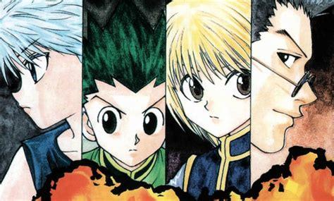 the return of hunter x hunter so hunter x hunter manga returns from its latest hiatus